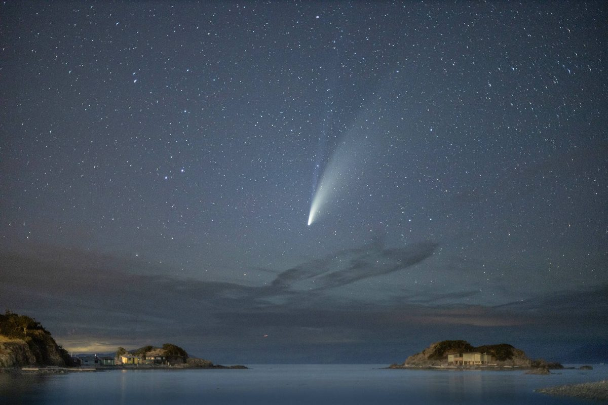How To Perfectly Capture This Weekend's Comet Neowise